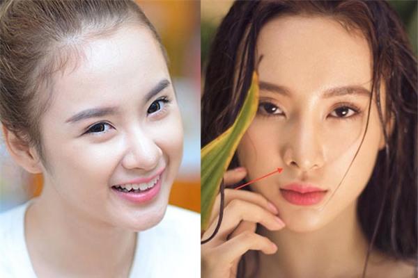 Angela Phương Trinh phải trải qua quá trình thẩm mỹ gian nan mới trở thành mỹ nhân dao kéo đẹp nhất Vbiz - Ảnh 4.