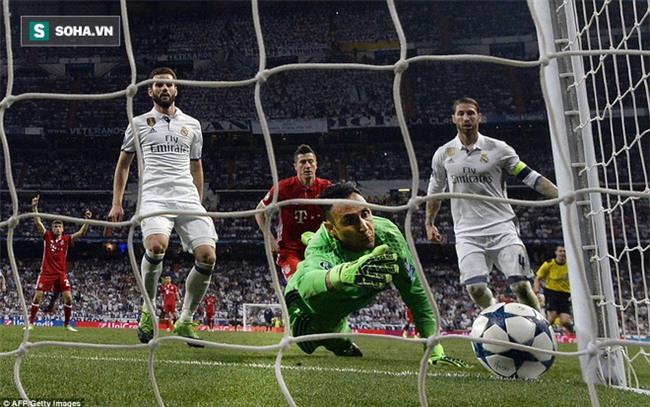 Trên Bernabeu, mỗi ngọn cỏ đều phải gọi tên Cristiano Ronaldo - Ảnh 1.