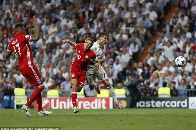 Trên Bernabeu, mỗi ngọn cỏ đều phải gọi tên Cristiano Ronaldo - Ảnh 4.
