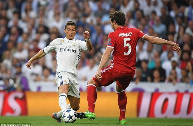 Trên Bernabeu, mỗi ngọn cỏ đều phải gọi tên Cristiano Ronaldo - Ảnh 6.