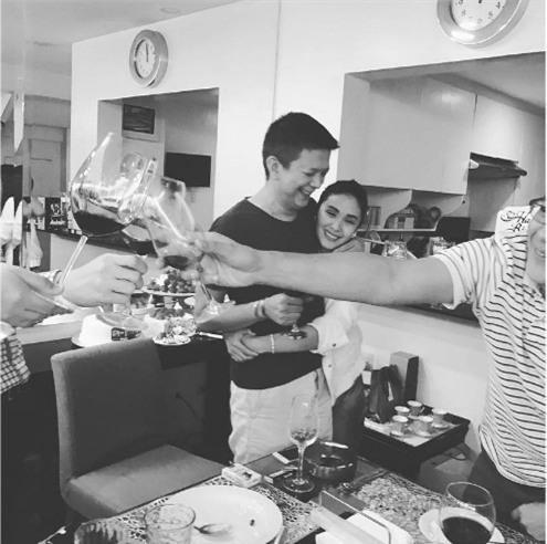 Cuộc sống sang chảnh của cô nàng vợ thượng nghị sĩ, mỹ nhân số 1 Philippines, bạn thân của Tăng Thanh Hà - Ảnh 17.