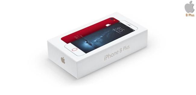 Cận cảnh iPhone 8 Plus đẹp rụng rời khiến ai cũng đứng ngồi không yên - Ảnh 1.