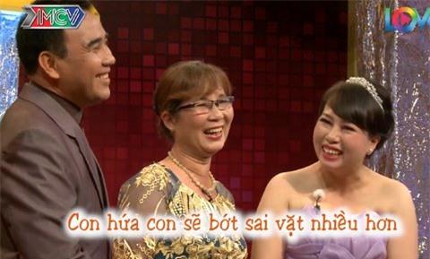 mẹ chồng nàng dâu, MC Quyền Linh, mâu thuẫn gia đình, MC Lê Lộc