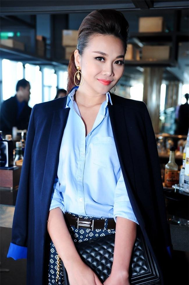 Tranh cai gay gat quanh viec Minh Hang to bi Ha Ho 'da' khoi The Face hinh anh 3
