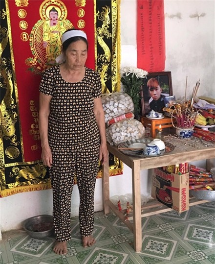 LD1743: Mẹ già ngã quỵ vì con tử nạn tại Đài Loan chưa tìm thấy xác ảnh 2