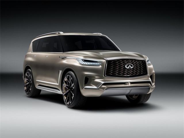 Infiniti giới thiệu một mẫu SUV cỡ lớn có thiết kế cực ngầu và nam tính - QX80 Monograph. Có thể nói đây là một trong những chiếc xe nổi bật nhất của New York Auto Show năm nay.