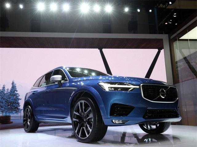 Mẫu crossover XC60 của Volvo là một trong những dòng xe an toàn nhất tại Mỹ, đạt chuẩn Top Safety Pick+ từ IIHS.