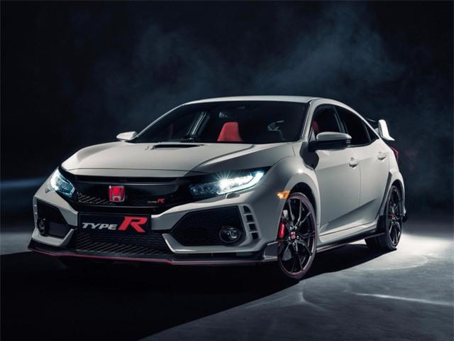 Honda Civic Type R gây ấn tượng mạnh với thiết kế trẻ trung, thời trang và nam tính.