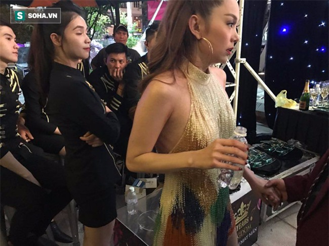 Minh Hằng xuất hiện, cười rạng rỡ sau scandal tố Hà Hồ chèn ép - Ảnh 3.