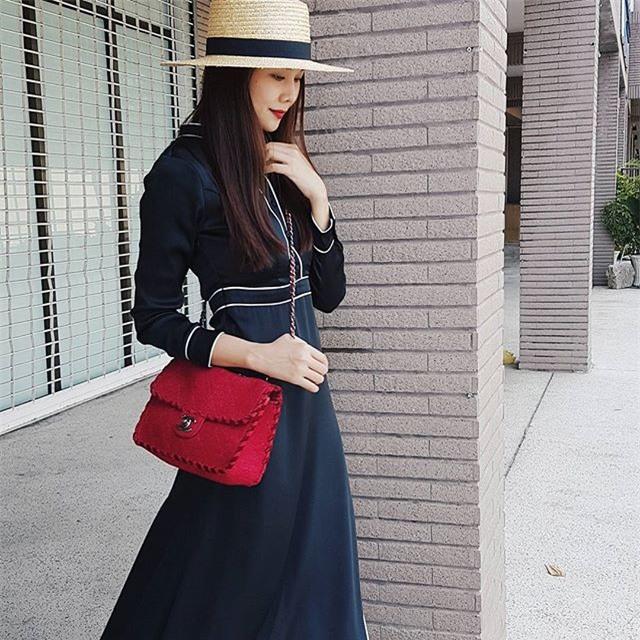 Angela Phương Trinh dìm chiều cao bằng quần loe quá khổ, Đỗ Mỹ Linh chững chạc với tóc uốn xoăn - Ảnh 5.