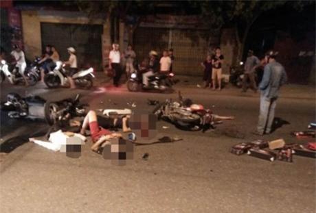 Hai Phong: Tai nan kinh hoang, it nhat 2 nguoi tu vong - Anh 3