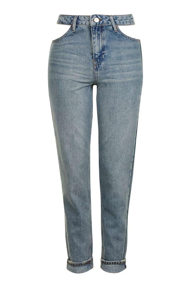 Các hãng thời trang liên tiếp tung ra những kiểu quần jeans lạ đời khiến dân tình mắt tròn mắt dẹt - Ảnh 7.