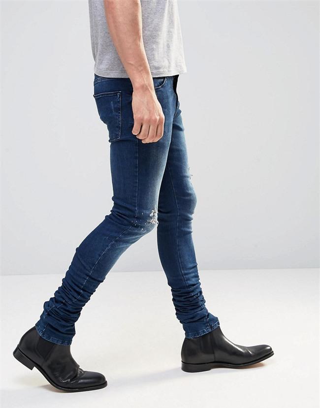 Các hãng thời trang liên tiếp tung ra những kiểu quần jeans lạ đời khiến dân tình mắt tròn mắt dẹt - Ảnh 9.