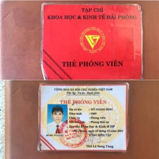 "phat hien the phong vien trong vu ""mo tiec"" ma tuy o can tho hinh anh 3"