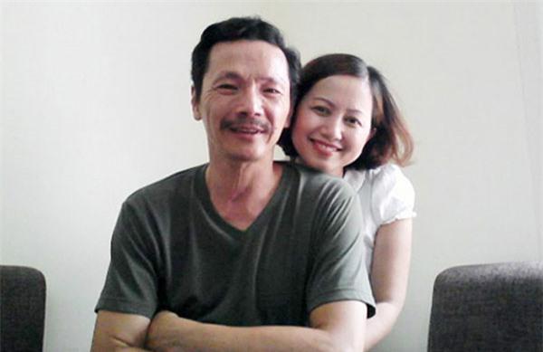 NS Trung Anh cũng có cuộc hôn nhân trọn vẹn suốt 20 năm qua.
