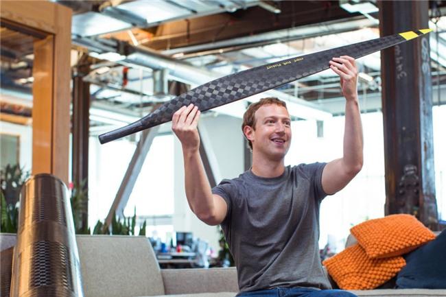Ông chủ Facebook đang nung nấu nhiều ý tưởng đột phá mang tính cách mạng.
