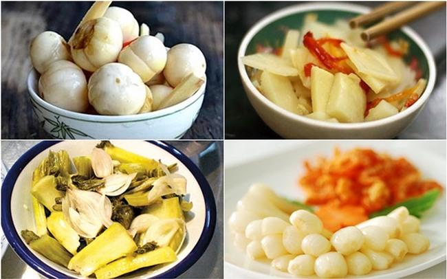 dưa muối, dưa cà, an toàn thực phẩm, cà muối, ung thư