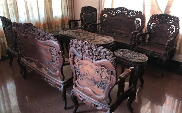 bàn ghế, bàn ghế gỗ sưa, bàn ghế gỗ quý, gỗ sưa, ngọc am, đồ gỗ