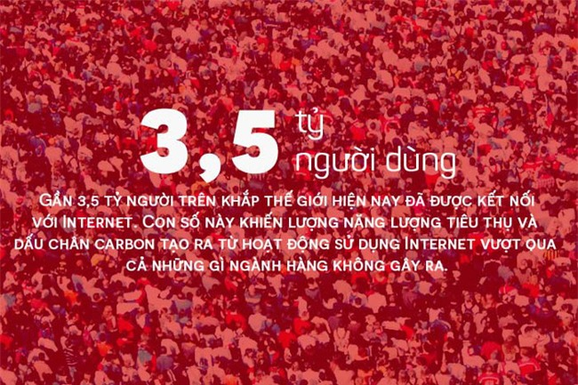 Những con số hết hồn này sẽ khiến bạn không còn muốn sử dụng Internet - Ảnh 1.
