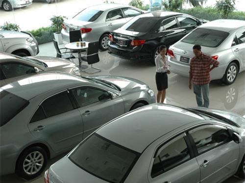 ô tô cũ, lừa bán xe cũ, mua xe cũ, vay tiền mua ô tô