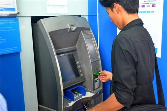 Ngân hàng, tăng phí, ATM, rút tiền, thẻ ATM, thu phí