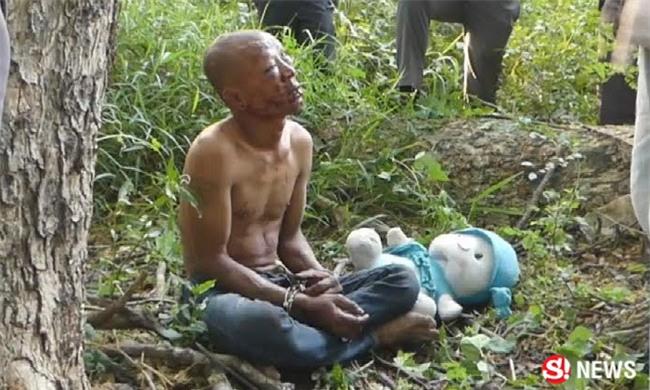 Dân làng phẫn nộ, hành xử tên bác ruột cưỡng hiếp và giết hại cháu gái 5 tuổi - Ảnh 1.