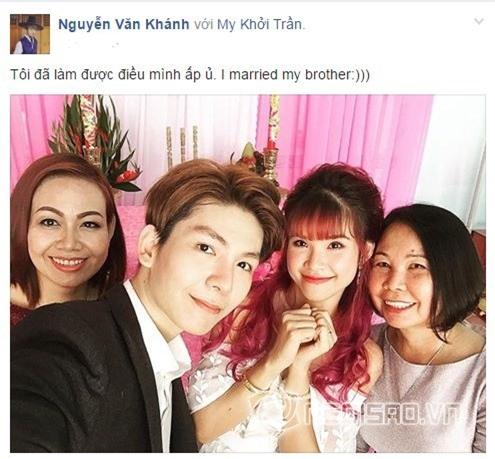 Kelvin Khánh, Kelvin Khánh và Khởi My, Kelvin Khánh và Khởi My đính hôn, Khởi My