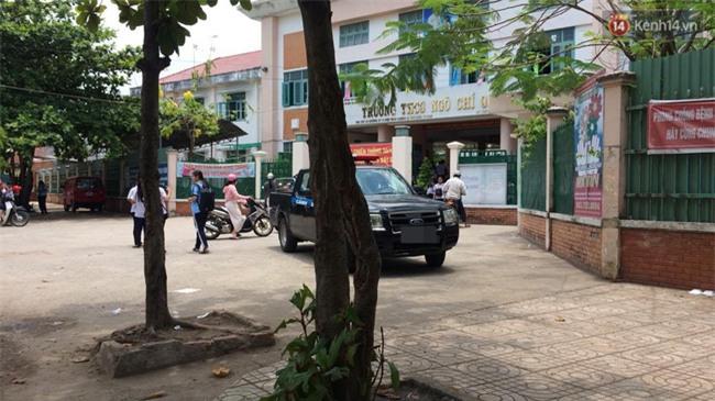 Nhóm nữ sinh lớp 6 ở Sài Gòn hỗn chiến gần trường học, nhiều người bị thương - Ảnh 2.