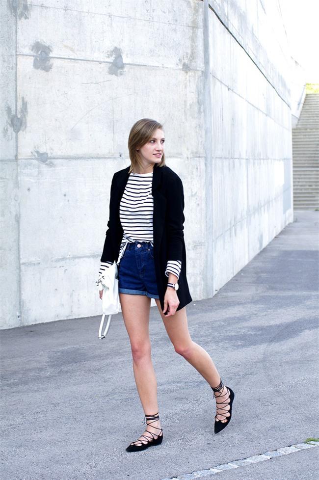 Đã diện shorts là phải diện cùng 4 kiểu giày dép này mới ra chất mùa hè - Ảnh 3.