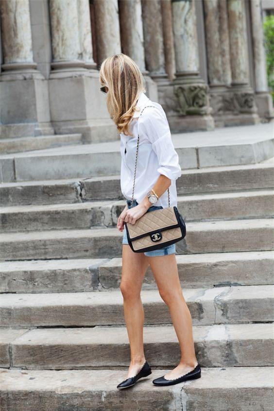 Đã diện shorts là phải diện cùng 4 kiểu giày dép này mới ra chất mùa hè - Ảnh 4.