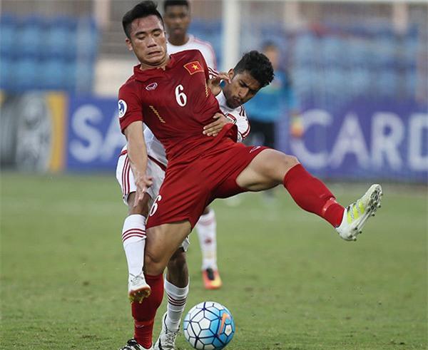 """U20 Việt Nam mất """"máy quét"""" trước thềm World Cup - Ảnh 2."""