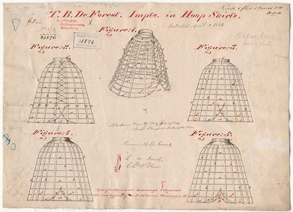 Chiếc váy giết người, đoạt mạng hơn 3.000 phụ nữ suốt hơn 100 năm - Ảnh 2.