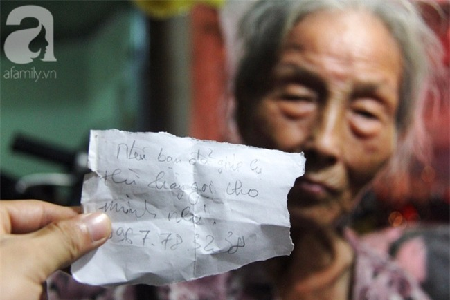 Có 8 con nhưng vẫn neo đơn, cụ bà 88 tuổi ôm xe bánh mì, ngủ lề đường giữa Sài Gòn hoa lệ - Ảnh 9.