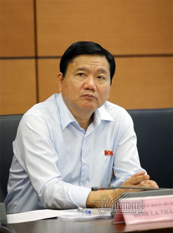 kỷ luật ông Đinh La Thăng, Đinh La Thăng, Bí thư Thăng, bí thư Thăng, bí thư Thành ủy TP.HCM, PVN, tập đoàn dầu khí