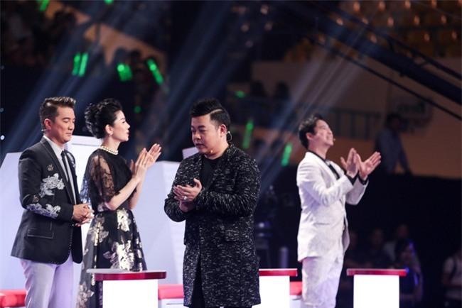 Hồn nhiên nói về thí sinh Bolero, Quang Lê xấu hổ vì bị Đàm Vĩnh Hưng bắt lỗi - Ảnh 5.