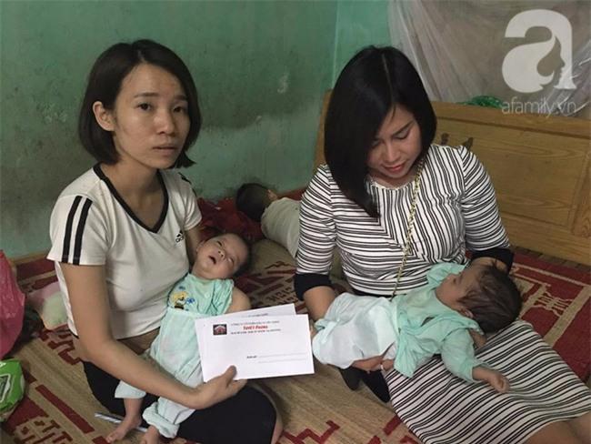 Người mẹ sinh đôi lên mạng rao cho bớt 1 đứa con: Nhiều người đến xin nuôi em bé, giúp đỡ người mẹ - Ảnh 5.