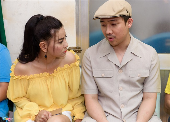 Tran Thanh buon ba xuat hien sau on ao voi Dai Vinh Long hinh anh 4