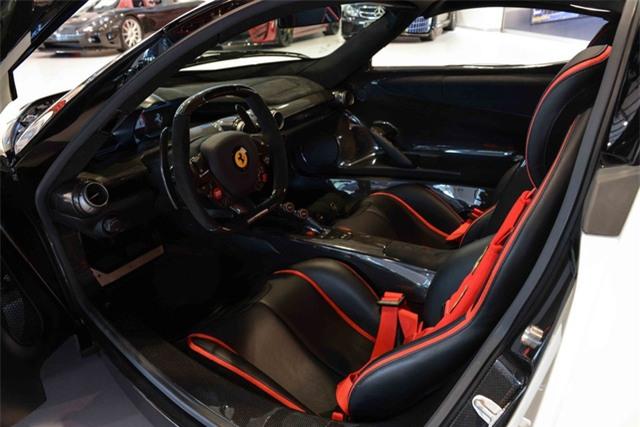 Đây là 2 chiếc Ferrari LaFerrari có giá điên rồ nhất thế giới, tổng giá trị gần 500 tỷ Đồng - Ảnh 10.