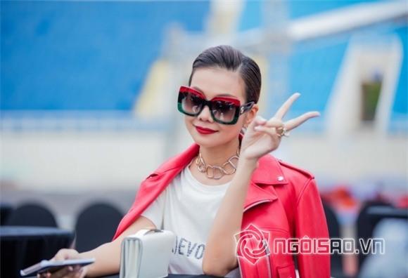 Thanh Hằng, siêu mẫu Thanh Hằng, Thanh Hằng được tặng nhà, sao Việt