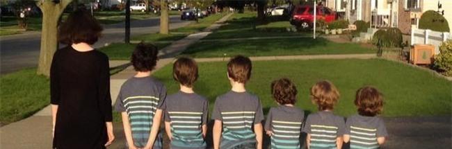 Dù bị bắt nạt, 6 anh em trai vẫn quyết định nuôi tóc dài vì lý do thực sự cảm động - Ảnh 4.