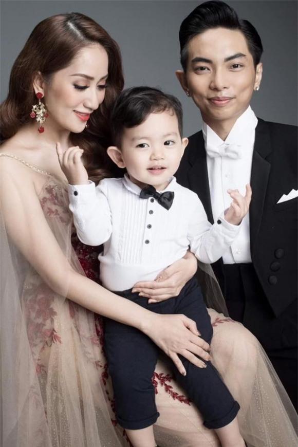 Khánh Thi và Phan Hiển, Khánh Thi, Phan Hiển, con trai Khánh Thi