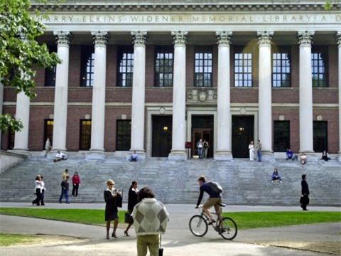 Harvard, đại học Harvard