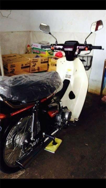 Honda Dream II, xe Thái, Honda Dream, xe Dream, xe máy