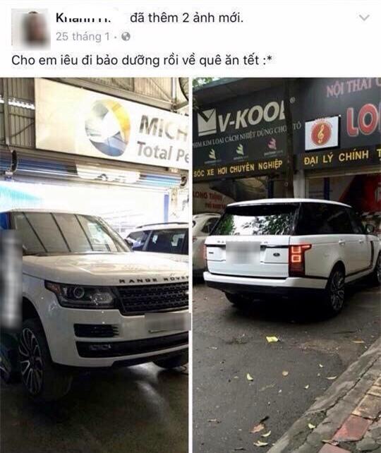 Khoe có Range Rover biển số lộc phát trên Facebook, cô gái bị bóc mẽ sống ảo sau khi xe bị cướp - Ảnh 1.