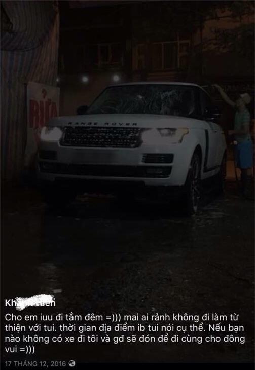 Khoe có Range Rover biển số lộc phát trên Facebook, cô gái bị bóc mẽ sống ảo sau khi xe bị cướp - Ảnh 2.
