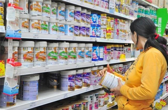 sữa trẻ em, giá sữa cho trẻ em, bình ổn giá, kê khai giá sữa, quản lý giá sữa, loạn giá