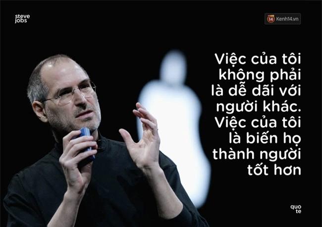 10 câu châm ngôn truyền cảm hứng của Steve Jobs khiến bạn muốn thay đổi bản thân ngay lập tức - Ảnh 1.