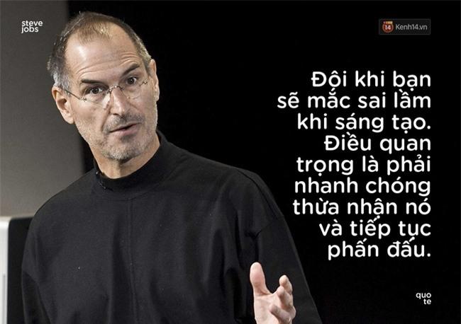 10 câu châm ngôn truyền cảm hứng của Steve Jobs khiến bạn muốn thay đổi bản thân ngay lập tức - Ảnh 4.