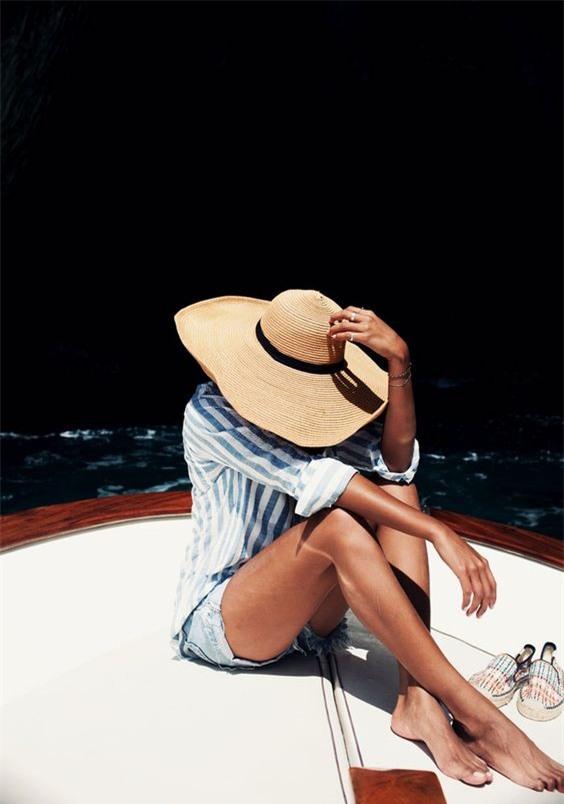 Ngoài đồ bơi ra thì đi biển các nàng cứ mặc thế này là đẹp nhất! - Ảnh 16.