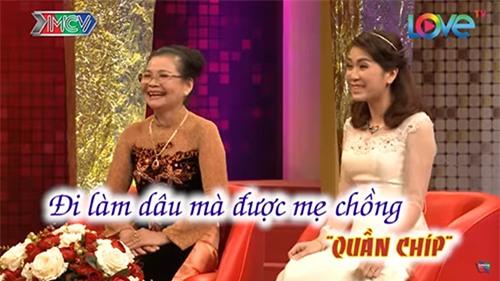 "ba me chong thu vi, tang con dau ""quan chip"" de day con cach giu chong - 2"